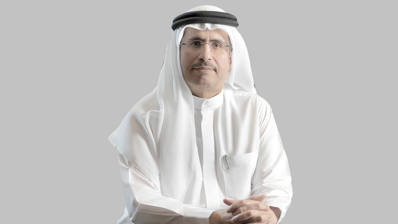 سعيد محمد الطاير:  «الاقتصاد الرقمي والأخضر سيكون بمثابة أساس للتعافي في الدولة بعد انتهاء الجائحة».