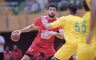 شباب الأهلي يتعاقد مع محترف سعودي لفريق كرة اليد