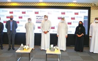 «عالم دبي للرياضة» يستمر 161 يوماً في عام 2021