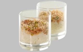 الصورة: طبق اليوم.. أرز بالحليب بنكهة الكنافة