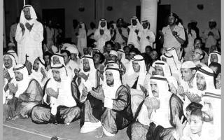 الصورة: رمضان في الإمارات.. تراحم وتقاليد أصيلة