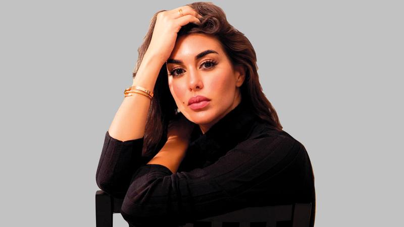 ياسمين صبري قررت هذا العام الابتعاد عن الدراما التلفزيونية.             أرشيفية