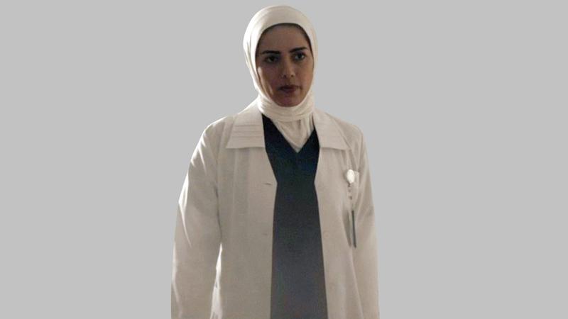 «نبض مؤقت» تدور أحداثه حول شخصية طبيبة أمراض نساء وتوليد.   من المصدر