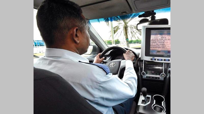 التزام السائقين بالسرعات المقررة يحدّ من حوادث السير.  أرشيفية