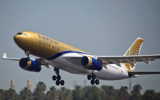 الصورة: طيران الخليج البحرينية تحرز تقدما في تأجيل تسليم طائرات