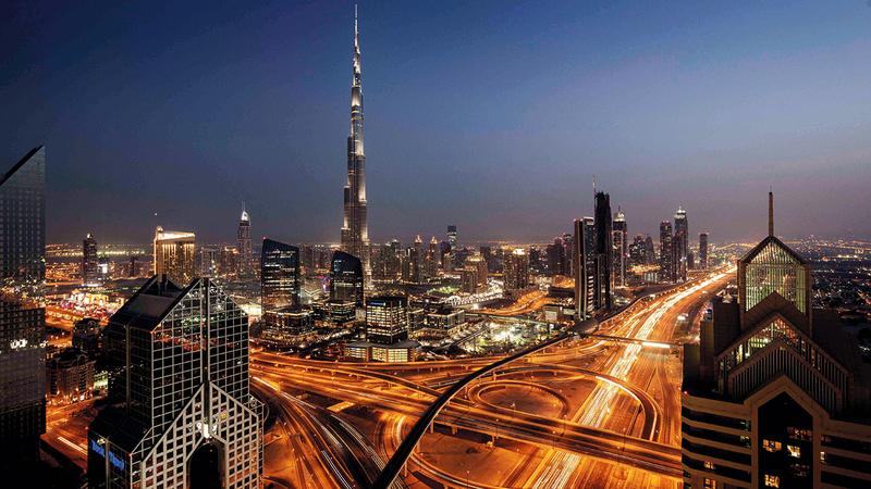 مستويات التدفق السياحي إلى دبي تشهد نشاطاً ملحوظاً خلال فترة المعرض.  أرشيفية