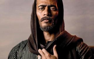 الصورة: دور وممثل.. محمد رمضان يراهن على «الإنسانية»  في «موسى»