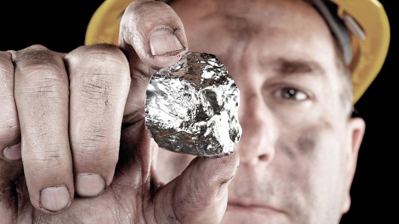 المنطقة من أكبر منتجي الفضة.  أرشيفية