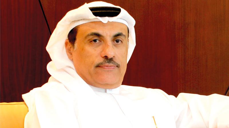 محمد الأنصاري:  «حملة (100 مليون وجبة) رسالة محبة وتضامن من الإمارات إلى العالم».