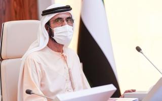 محمد بن راشد يعتمد الاستراتيجية الوطنية لاستقطاب واستبقاء المواهب