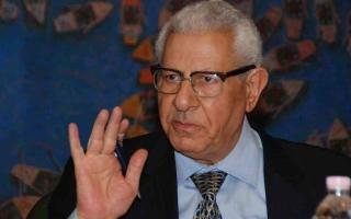 الصورة: وفاة الصحافي مكرم محمد أحمد أحد أعمدة صحيفة الاهرام المصرية