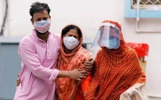 الصورة: إصدار شهادة تطعيم ضد «كورونا» لسيدة ماتت منذ 4 أشهر بالفيروس في الهند