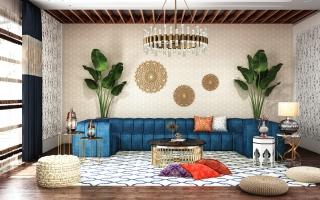 الصورة: #النصف_الحلو.. كيف تصمّم منزلك في شهر رمضان