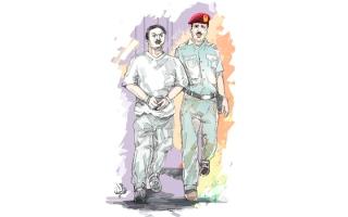 الصورة: «مخالفة كمامة» تقود مندوب مبيعات وصديقه إلى الحبس والإبعاد