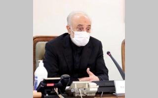 الصورة: إيران بدأت بتخصيب اليورانيوم بنسبة 60% في نطنز