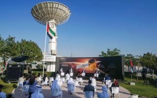 الصورة: اقتصادية دبي: الإمارات لاعب رئيس في قطاع الفضاء العالمي