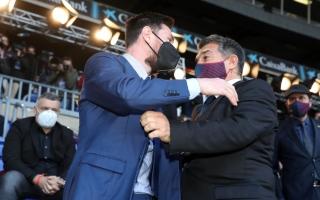 الصورة: مفاجأة.. ميسي سيوقع عقدا جديدا مع برشلونة