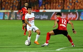 الصورة: تعرف إلى حكم مباراة الأهلي والزمالك في الدوري المصري