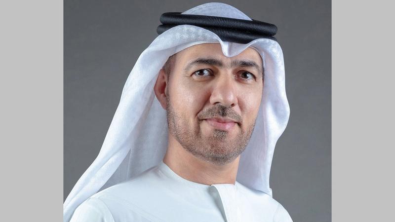 عبدالله الخاجة: «جمارك دبي تحرص على فتح آفاق تجارية رحبة مع شركاء دبي التجاريين».
