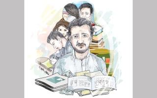 الصورة: 38.5 ألف درهم تحرم ثلاثة أشقاء من التعليم