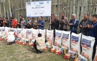 الصورة: «الشارقة الخيرية» تنفذ «إفطار صائم» في 35 دولة