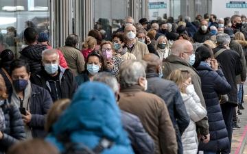 الصورة: أكثر من 3 ملايين وفاة جراء فيروس كورونا في العالم