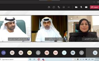 الصورة: الإمارات تسعى إلى «المناعة المكتسبة» عبر زيادة أعداد المطعمين بلقاح «كورونا»