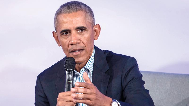 أوباما قال في مذكراته إن بايدن نصحه بالتخلص من ورطة أفغانستان.   أرشيفية