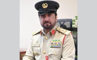 الصورة: تصرف غريب من عميل بنكي.. وشرطة دبي تتدخل