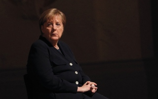 الصورة: اليمين الألماني أكثر انقساماً بشأن اختيار خلف لميركل