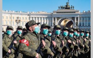 الصورة: الاتحاد الأوروبي: روسيا حشدت 150 ألف جندي في القرم  وعلى حدود أوكرانيا