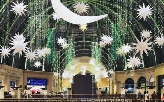 الصورة: دبي تقدم عروضا ترويجية و تجارب تسوق فريدة في رمضان