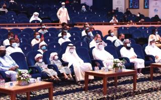 الصورة: المشاركون في «دبي للقرآن» يؤكّدون قوة التنافس على المراكز الأولى