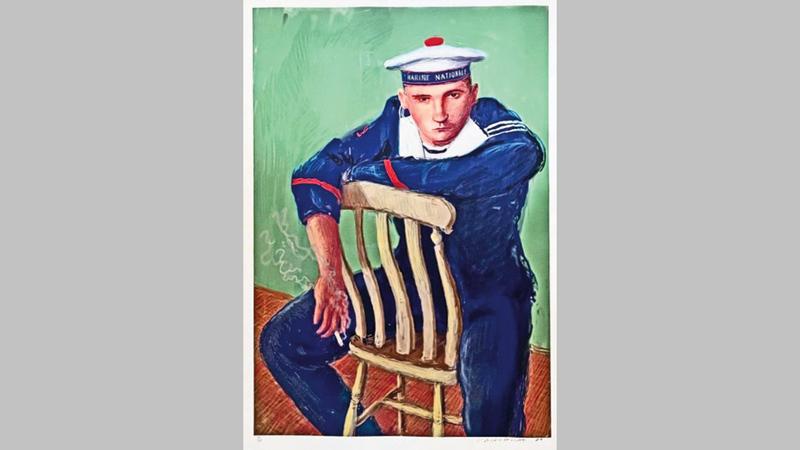 أعمال فنية نادرة لفنانين مرموقين ومقتنيات شخصية لقادة عالميين ومشاهير ونجوم رياضيين.   من المصدر