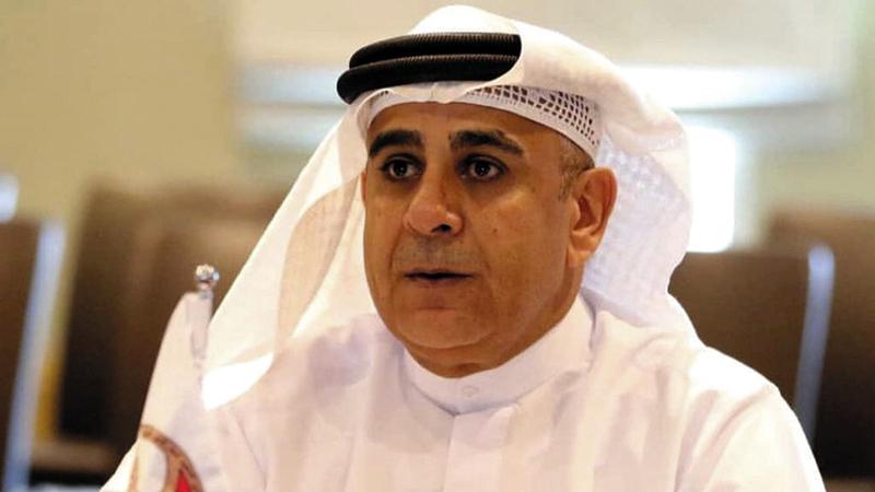 عبداللطيف الفرادن: «استضافة البطولة تعزز من أحقية أندية الدولة بزعامة السلة الخليجية».