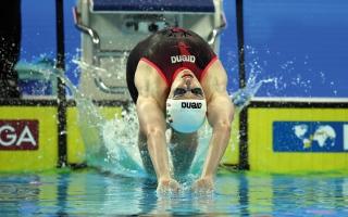 الصورة: أبوظبي تستضيف بطولة العالم للسباحة والمؤتمر الدولي للألعاب المائية