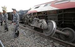 الصورة: النائب العام: حادث قطار دلتا مصر أودى بحياة 23 شخصاً