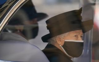 الصورة: الملكة إليزابيث تستقبل عامها الـ 95 اليوم.. بلا احتفالات