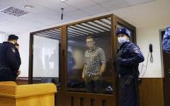 الصورة: عمليات دهم واعتقالات قبيل تظاهرات مؤيدة لنافالني في روسيا