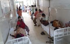 الصورة: وفاة 22 مريضاً في مستشفى بالهند بسبب نقص الأكسجين