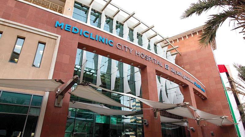 مستشفى ميديكلينيك يتولى إجراء عمليات زراعة الكلى للمرضى.    أرشيفية