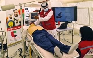 الصورة: «أطباء الإمارات» تسهم في بناء قدرات الكادر الطبي بمبادرة مبتكرة