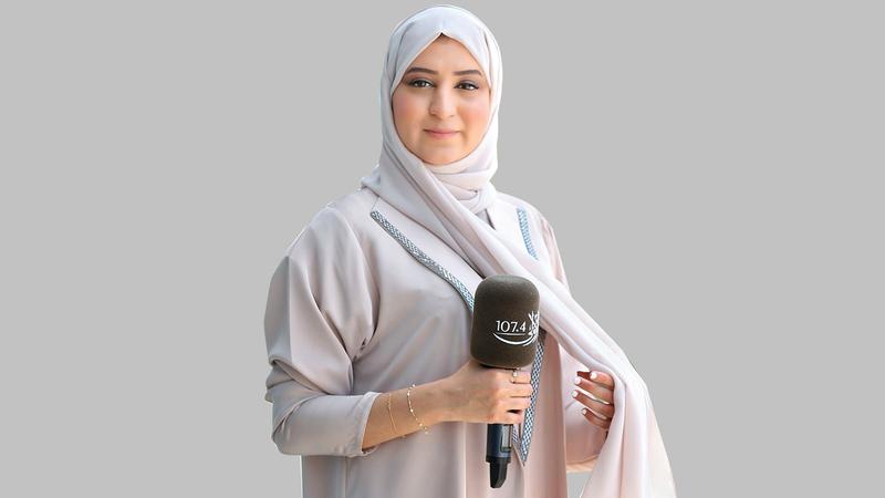 خديجة حسن من فريق «علوم لبلاد».