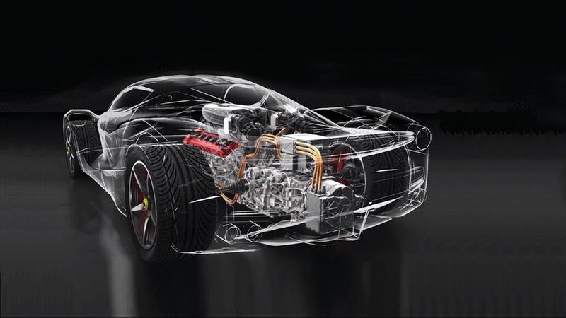 تعتمد معظم شركات صناعة السيارات على ثلاثة أنماط مختلفة في صناعة طرزها ذات الوحدات الهجينة.   من المصدر