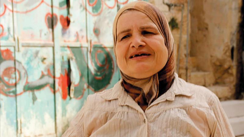 زليخة المحتسب: «لشدة إعجاب السياح بالمأكولات الفلسطينية، بادرتني فكرة افتتاح المطعم التراثي».
