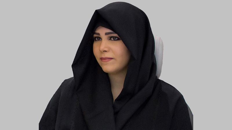 لطيفة بنت محمد بن راشد ستشهد انطلاقة المزاد.   من المصدر