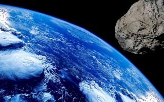 الصورة: كويكب بحجم الهرم الأكبر يقترب من الأرض