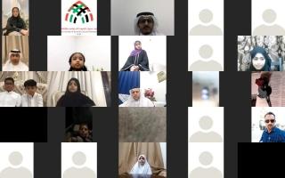 الصورة: «عجمان للتنمية الاجتماعية» تعلن 74 فائزاً في مسابقة القرآن
