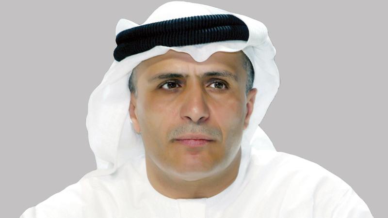 مطر محمد الطاير: «14 مليون راكب سنوياً لوسائل النقل البحري في دبي».