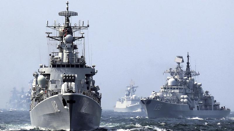 لم تخض الصين حرباً بحرية منذ أكثر من قرن.   أرشيفية